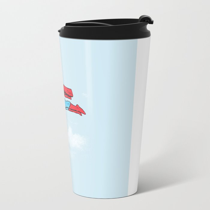 Nailed it! Travel Mug