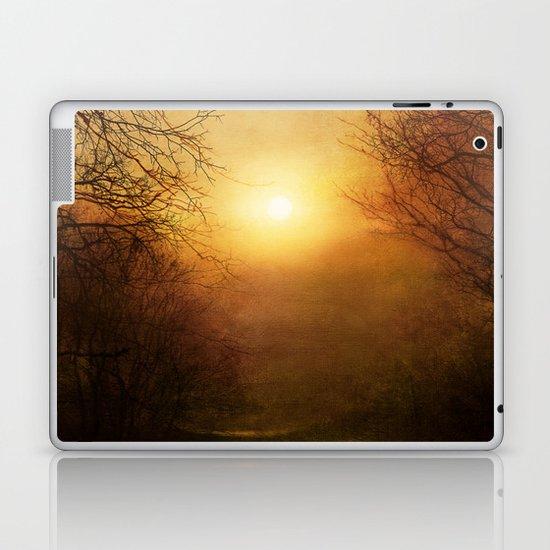 April Ethereal Laptop & iPad Skin