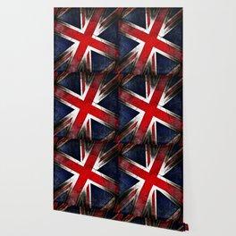 Punk Grunge Union Jack British Flag Wallpaper