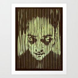 no casualities - green version Art Print