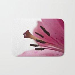 Pink Lily Bath Mat