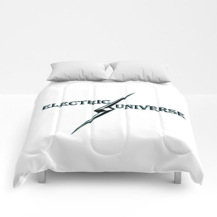 """Electric Universe"" Revolutionary Science Theory Comforters"