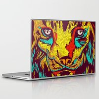 rare Laptop & iPad Skins featuring BE RARE* - Iberic Lince by Vasco Vicente
