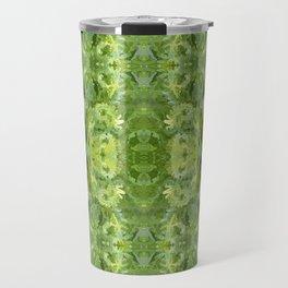 157 - spring plants design Travel Mug