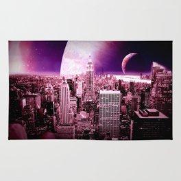 New New York : Galaxy City Rug