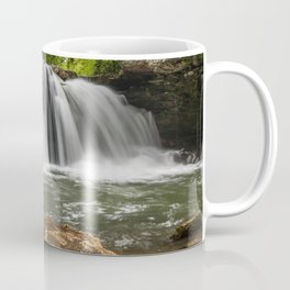 Mill Creek Falls, Ansted, West Virginia Coffee Mug