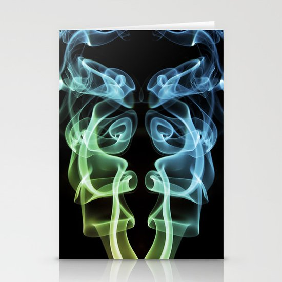 Smoke Photography #8 Stationery Cards