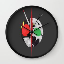 Kamen Rider BLACK Wall Clock