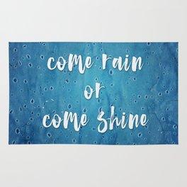 Come Rain or Come Shine Rug