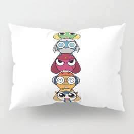 Leap Frogs in Space!! Pillow Sham