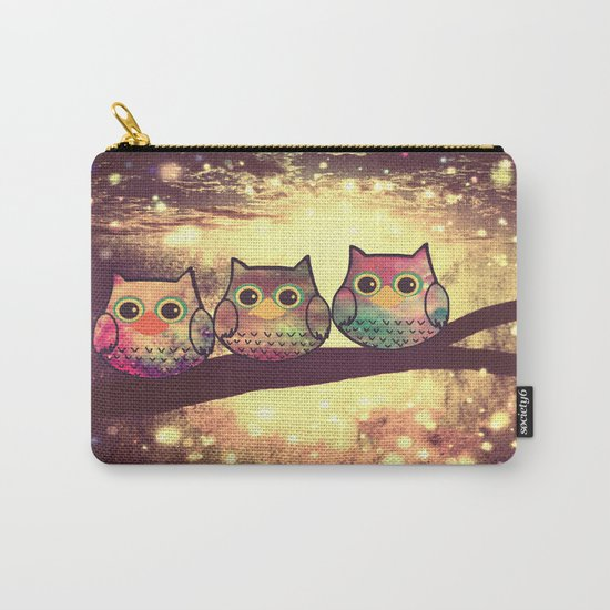 owl-246 Carry-All Pouch