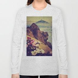 As Dusk Settles in Daiino Long Sleeve T-shirt