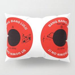 Lulu Labels Pillow Sham