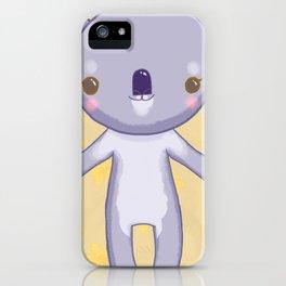 Australian Fauna iPhone Case