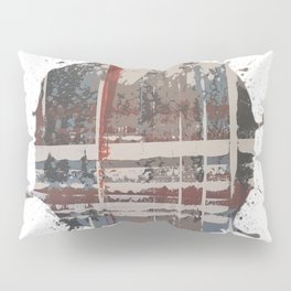 Waterlogged -  splash Pillow Sham