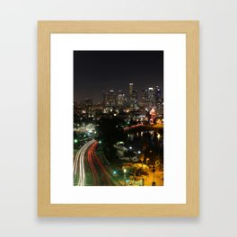 River Wilshire  Framed Art Print
