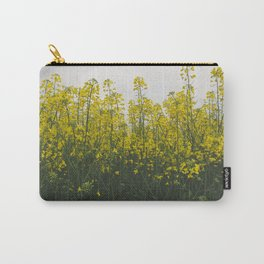 Rape flowers Carry-All Pouch