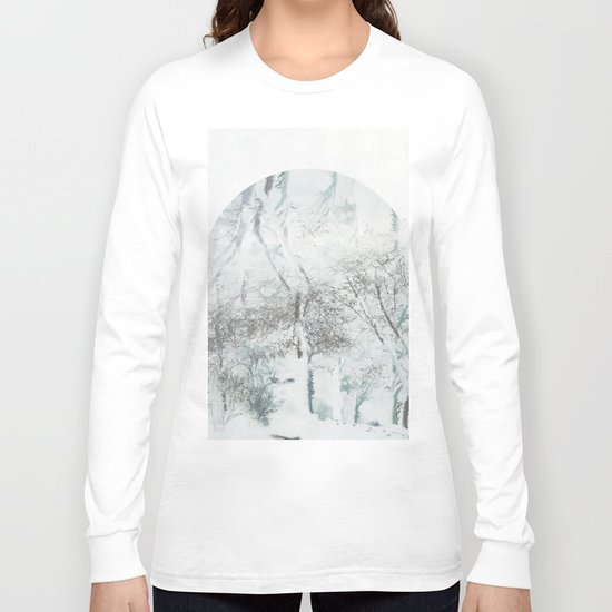 With a Whisper Long Sleeve T-shirt