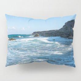 isla mujeres punta sur Pillow Sham