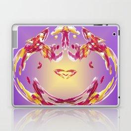 the inner heart - das innere Herz Laptop & iPad Skin