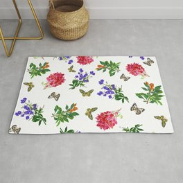 Botanical Mix Rug
