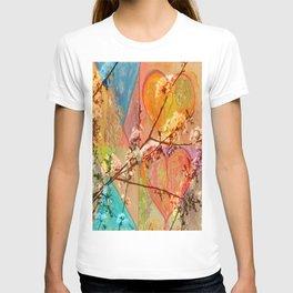 sweet heart T-shirt
