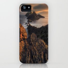 Let This Moment Last iPhone Case