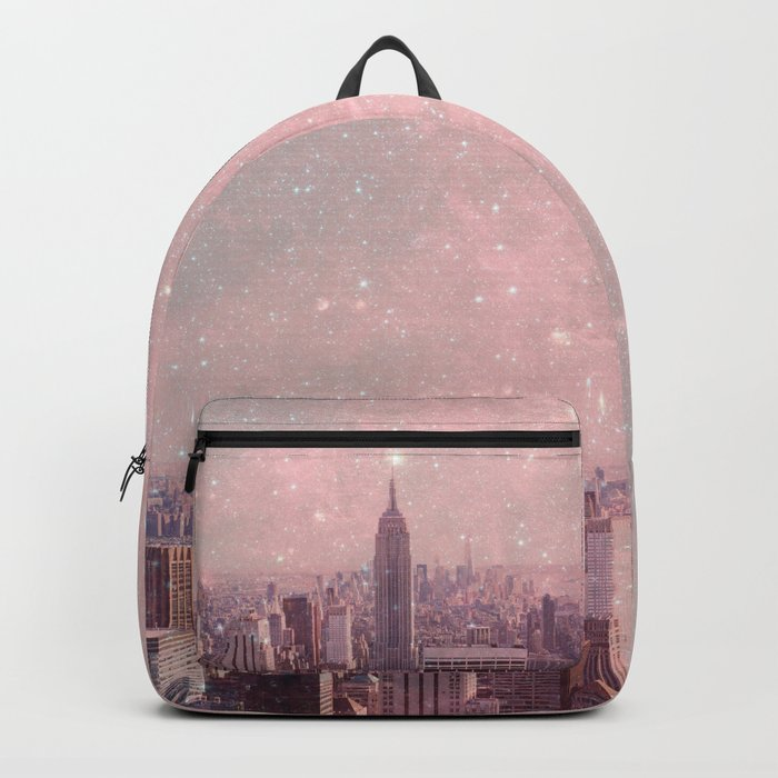 Stardust Covering New York Backpack