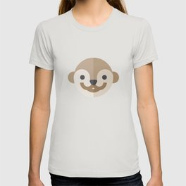 otter emoji T-shirt