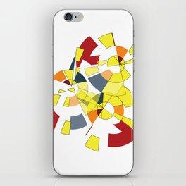 Geometric Mood iPhone Skin