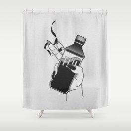 Poise Shower Curtain