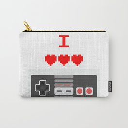 NES - I LOVE NINTENDO Carry-All Pouch