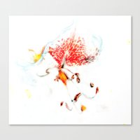 soul Canvas Prints featuring Soul. by Mary Berg