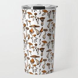 Mushroom Addiction Travel Mug