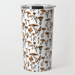 Mushroom Addiction Travel Mug