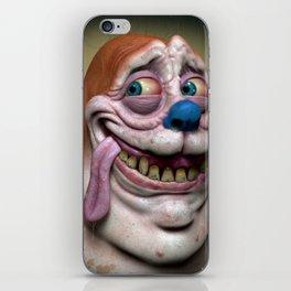 Stimpy iPhone Skin
