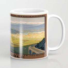 Vintage poster - Grenoble Coffee Mug
