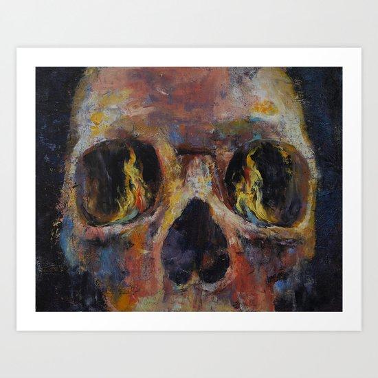 Guardian Art Print