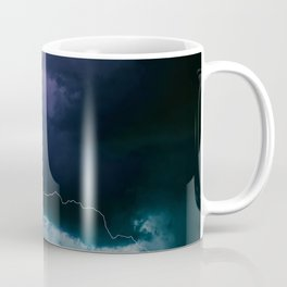 Lightning Strikes Coffee Mug