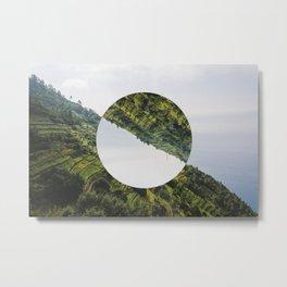 Changing perspective Metal Print