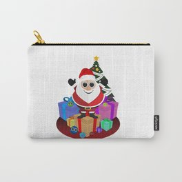 Santa Claus - Christmas Carry-All Pouch
