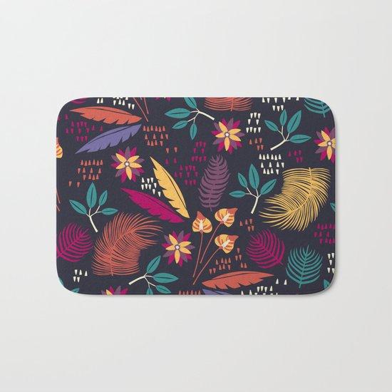 Tropical Forest  Bath Mat