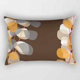 Retro Pattern 04 Rectangular Pillow