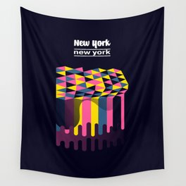 NYC - New York Wall Tapestry