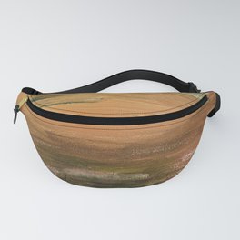 Quicksand Roses blooming Fanny Pack