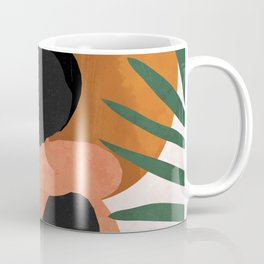 Tropical Girl 10 Coffee Mug