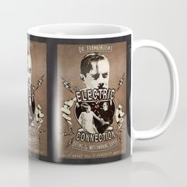 Dr. Frankenstein's The Electric Connection: Dating & Matchmaking Service- Old Poster Coffee Mug