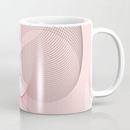 """Movement"" geometrical scandinavian art Coffee Mug"