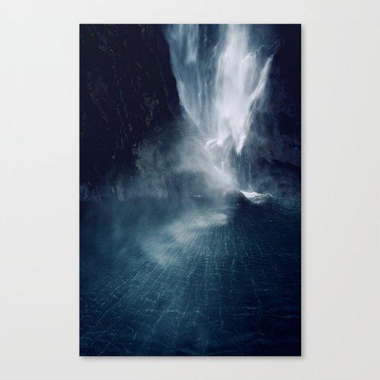 Bowen Falls (2) Canvas Print