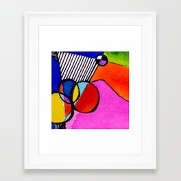 Magical Thinking 7A6 by Kathy Morton Stanion Framed Art Print
